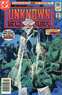 Cover Thumbnail for Unknown Soldier (DC, 1977 series) #268 [Canadian Newsstand]