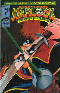 Cover Thumbnail for Captain Harlock: Fall of the Empire (Malibu, 1992 series) #3