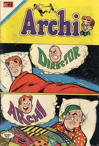 Cover Thumbnail for Archi (Editorial Novaro, 1956 series) #375