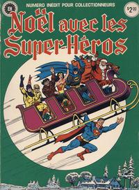 Cover Thumbnail for Noël avec les Super-Héros (Editions Héritage, 1980 ? series)