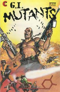 Cover Thumbnail for G.I. Mutants (Eternity, 1987 series) #3