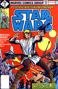 Cover Thumbnail for Star Wars (Marvel, 1977 series) #17 [Whitman Edition]