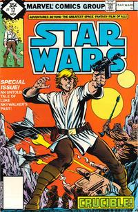Cover Thumbnail for Star Wars (Marvel, 1977 series) #17 [Whitman]
