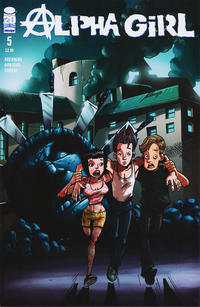 Cover Thumbnail for Alpha Girl (Image, 2012 series) #5