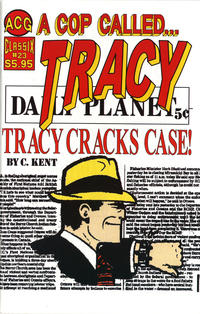 Cover Thumbnail for A Cop Called Tracy (Avalon Communications, 1998 series) #23