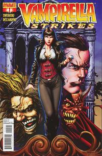 Cover Thumbnail for Vampirella Strikes (Dynamite Entertainment, 2013 series) #1 [Johnny Desjardins cover]