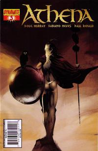 Cover Thumbnail for Athena (Dynamite Entertainment, 2009 series) #3 [Denis Calero]