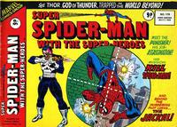 Cover Thumbnail for Super Spider-Man (Marvel UK, 1976 series) #178