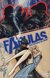 Cover Thumbnail for Fábulas (Planeta DeAgostini, 2006 series) #2 - Una Historia de Amor