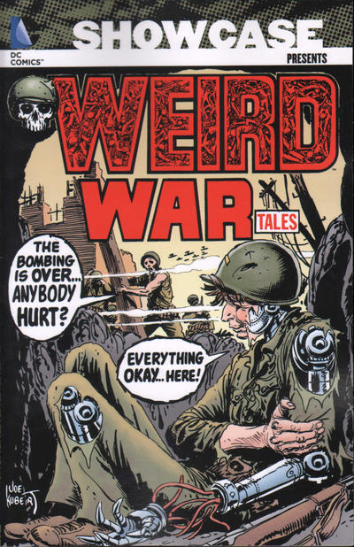 Cover for Showcase Presents: Weird War Tales (DC, 2012 series) #1