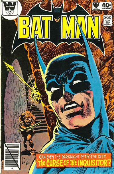 Cover for Batman (DC, 1940 series) #320