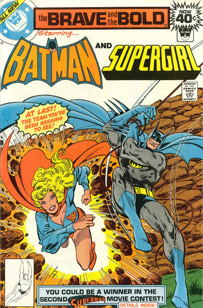 Cover for The Brave and the Bold (DC, 1955 series) #147