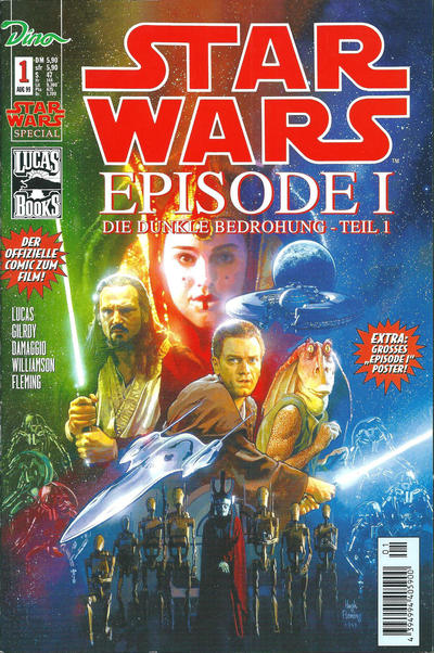 Cover for Star Wars Special (Dino Verlag, 1999 series) #1