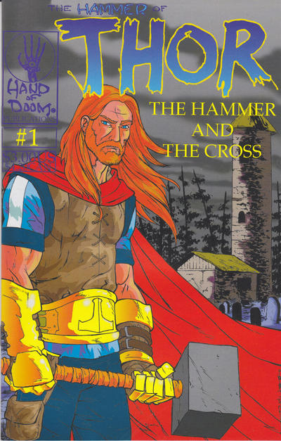 Cover for The Hammer of Thor (Hand of Doom Publications, 1998 ? series) #1
