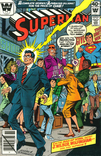 Cover for Superman (DC, 1939 series) #341