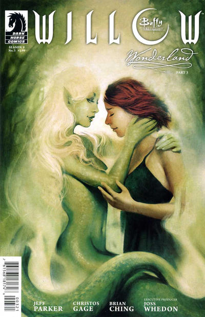 Cover for Willow (Dark Horse, 2012 series) #3 [David Mack Cover]