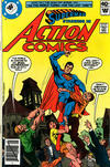 Cover Thumbnail for Action Comics (1938 series) #499 [Whitman]