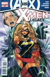 Cover for X-Men: Legacy (Marvel, 2008 series) #269