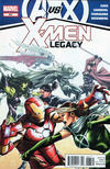 Cover for X-Men: Legacy (Marvel, 2008 series) #267