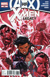 Cover for X-Men: Legacy (Marvel, 2008 series) #268
