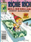 Cover for Million Dollar Digest (Harvey, 1986 series) #20