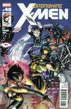 Cover for Astonishing X-Men (Marvel, 2004 series) #48 [Direct]