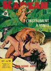 Cover for Karzan (Elvifrance, 1976 series) #13