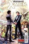 Cover for Astonishing X-Men (Marvel, 2004 series) #51 [Dustin Weaver]