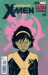 Cover for Astonishing X-Men (Marvel, 2004 series) #54