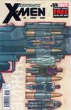 Cover for Astonishing X-Men (Marvel, 2004 series) #55