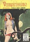 Cover for Vampirissimo (Edifumetto, 1972 series) #v2#2