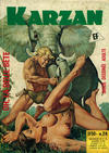 Cover for Karzan (Elvifrance, 1976 series) #26