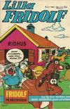 Cover for Lilla Fridolf (Semic, 1963 series) #8/1965