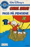 Cover for Donald Pocket (Hjemmet / Egmont, 1968 series) #9 - Onkel Skrue, pass på pengene [4. opplag]