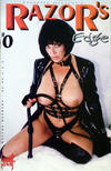 Cover for Razor's Edge (London Night Studios, 1999 series) #0 [Photo cover]