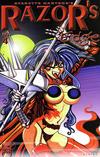 Cover for Razor's Edge (London Night Studios, 1999 series) #4