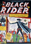 Cover for Black Rider (Bell Features, 1950 ? series) #10
