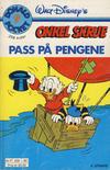 Cover for Donald Pocket (Hjemmet / Egmont, 1968 series) #9 - Onkel Skrue, pass på pengene [4. opplag Reutsendelse 330 90]