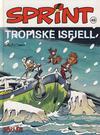 Cover for Sprint [Seriesamlerklubben] (Hjemmet / Egmont, 1998 series) #49 - Tropiske isfjell