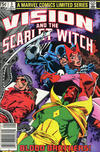 Cover Thumbnail for The Vision and the Scarlet Witch (1982 series) #3 [Canadian Newsstand]
