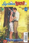 Cover for Lágrimas Risas y Amor. Yesenia (Grupo Editorial Vid, 2012 series) #21