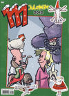 Cover for M Julealbum; M Julemix [M julehefte] (Bladkompaniet / Schibsted, 2005 series) #2012