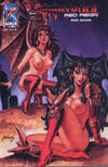 Cover for Vamperotica (Brainstorm Comics, 1994 series) #32 [Nude]