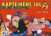 Cover for Kapteinens jul (Bladkompaniet / Schibsted, 1988 series) #2012