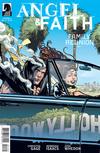 Cover Thumbnail for Angel & Faith (2011 series) #11 [Rebekah Isaacs Alternate Cover]