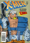 Cover for X-Men (Editora Abril, 1988 series) #62