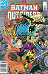 Cover Thumbnail for Batman and the Outsiders (1983 series) #7 [Newsstand]