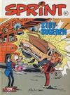 Cover for Sprint [Seriesamlerklubben] (Hjemmet / Egmont, 1998 series) #51 - Støysugeren