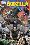 Cover for Godzilla (IDW, 2012 series) #8