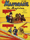 Cover for Mandrake the Magician (Feature Productions, 1950 ? series) #98